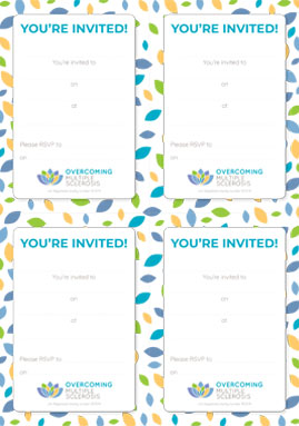 Overcoming MS Event Invitations