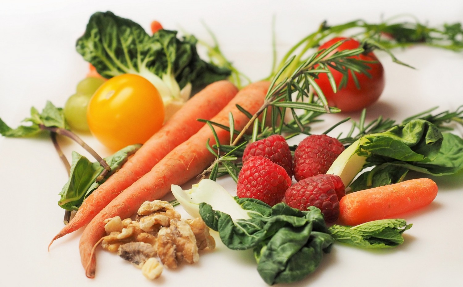 Healthy living starts with our diet | Overcoming MS