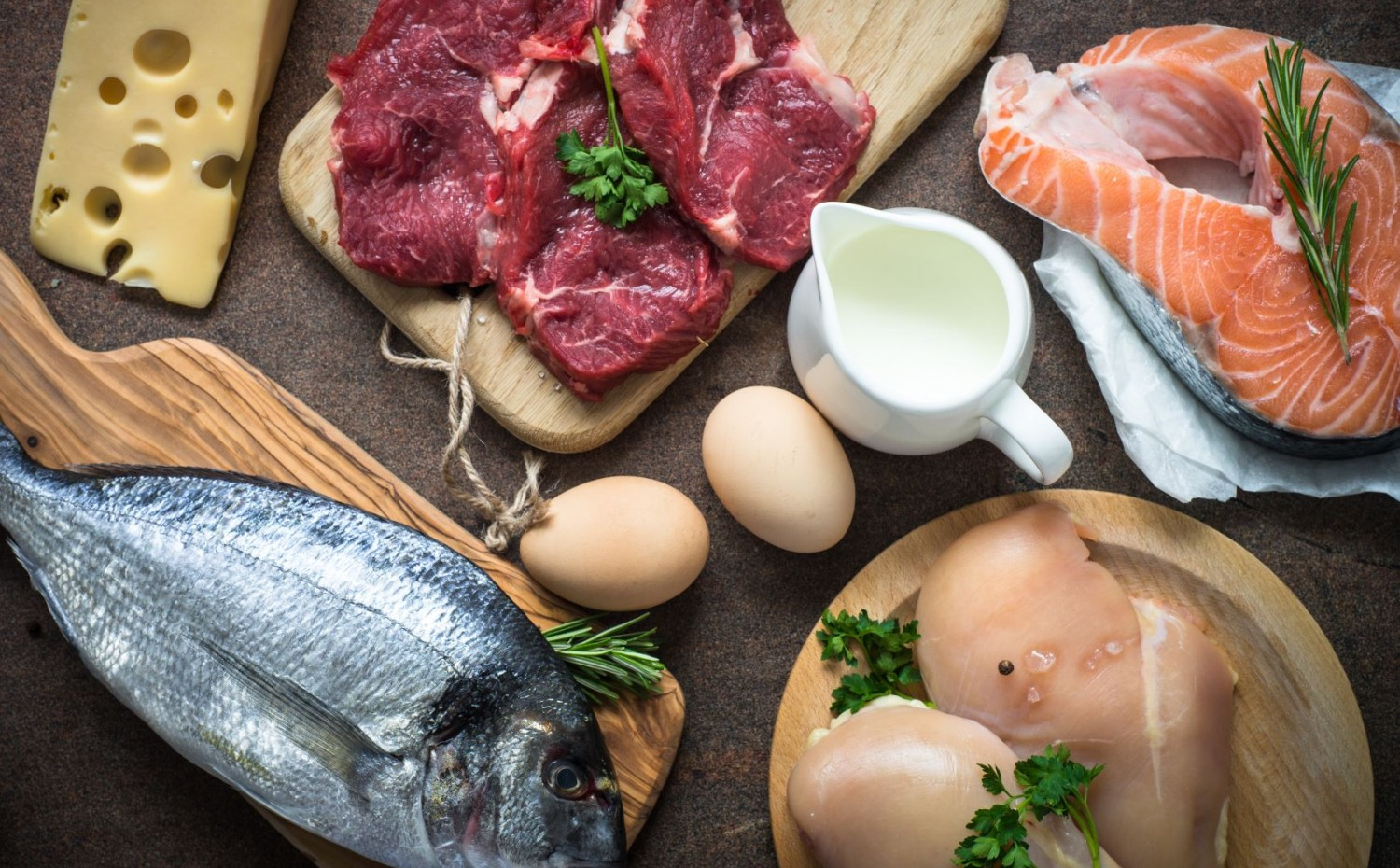 foods with methionine in
